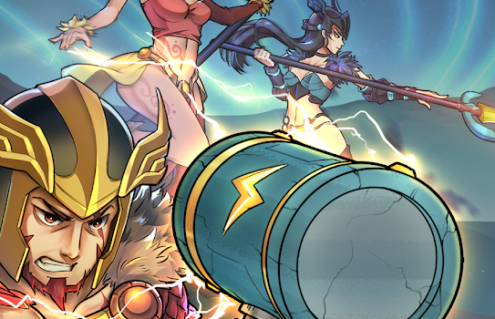 Thor : War of Tapnarok Ekran Görüntüleri - 3