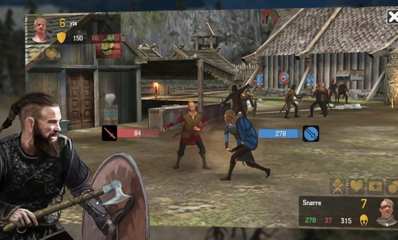 Vikings at War Ekran Görüntüleri - 2