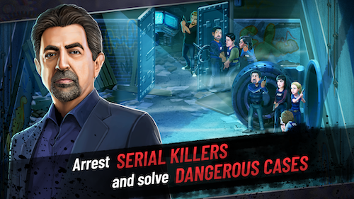 Criminal Minds: The Mobile Game Ekran Görüntüleri - 1