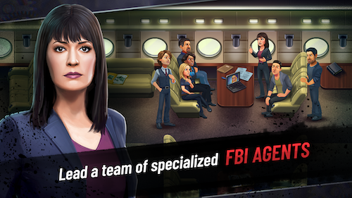 Criminal Minds: The Mobile Game Ekran Görüntüleri - 3