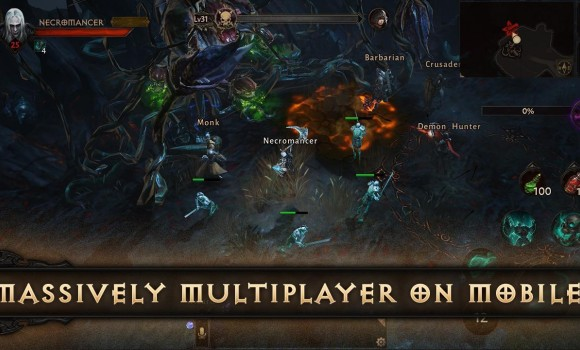 Diablo Immortal Ekran Görüntüleri - 5