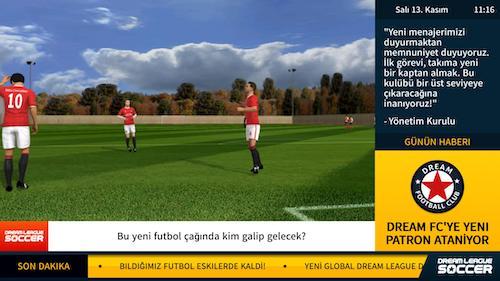 Dream League Soccer 2019 Ekran Görüntüleri - 3