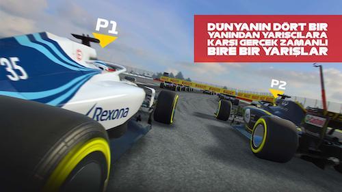 F1 Mobile Racing Ekran Görüntüleri - 4