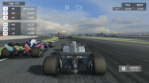 F1 Mobile Racing Ekran Görüntüleri - 6