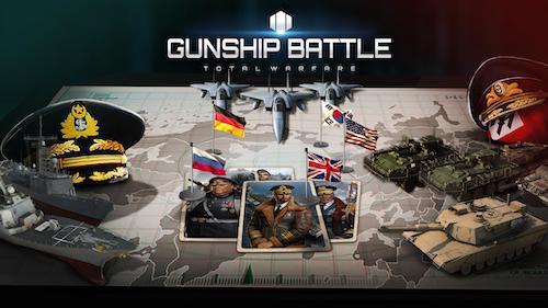 Gunship Battle: Total Warfare Ekran Görüntüleri - 1