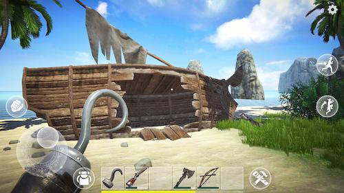 Last Pirate: Island Survival Ekran Görüntüleri - 1