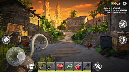 Last Pirate: Island Survival Ekran Görüntüleri - 3