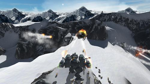 Mech Battle Ekran Görüntüleri - 1