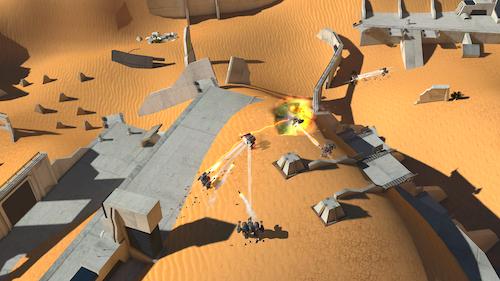 Mech Battle Ekran Görüntüleri - 2