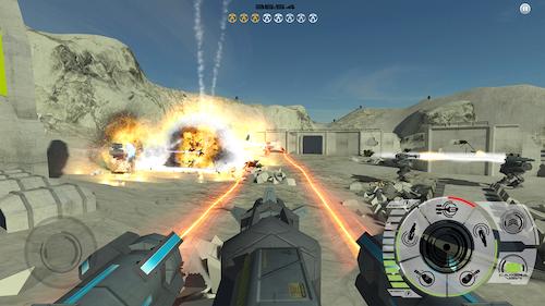 Mech Battle Ekran Görüntüleri - 4