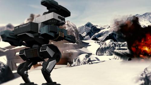 Mech Battle Ekran Görüntüleri - 5