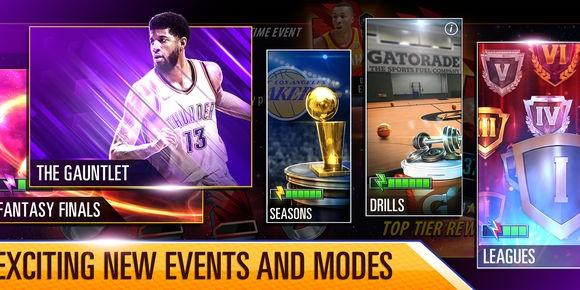 NBA 2K Mobile Basketball Ekran Görüntüleri - 2