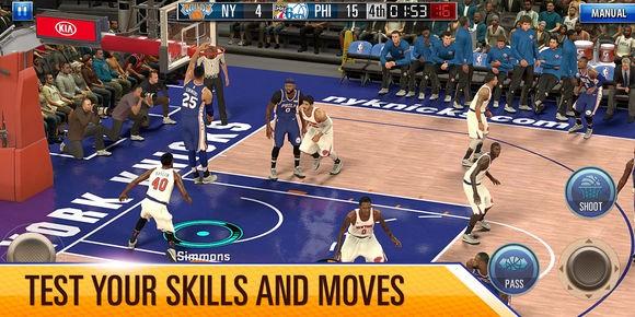 NBA 2K Mobile Basketball Ekran Görüntüleri - 3