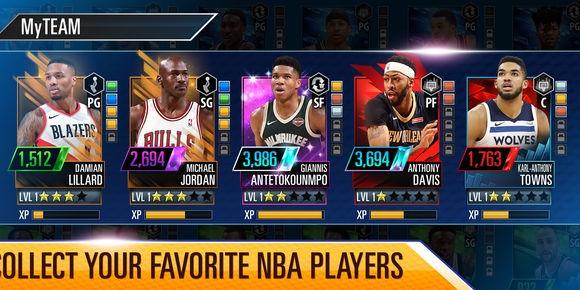 NBA 2K Mobile Basketball Ekran Görüntüleri - 4