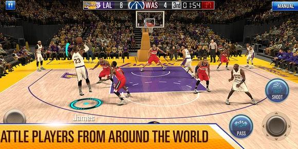 NBA 2K Mobile Basketball Ekran Görüntüleri - 5