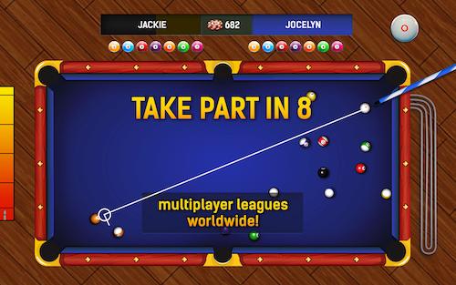 Pool Clash Ekran Görüntüleri - 6