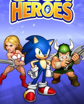 SEGA Heroes Ekran Görüntüleri - 1