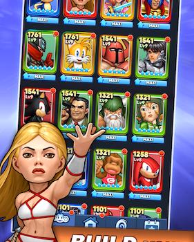 SEGA Heroes Ekran Görüntüleri - 3