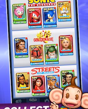 SEGA Heroes Ekran Görüntüleri - 6