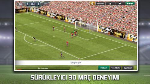 Soccer Manager 2019 Ekran Görüntüleri - 1