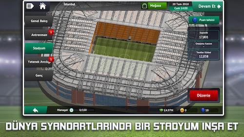 Soccer Manager 2019 Ekran Görüntüleri - 2