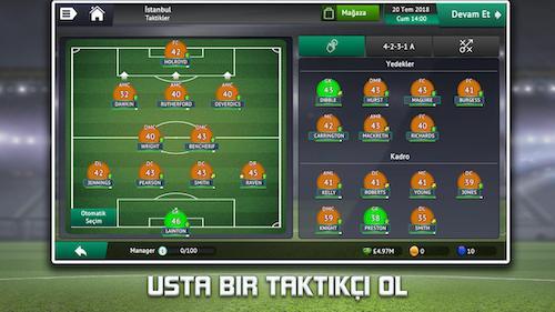 Soccer Manager 2019 Ekran Görüntüleri - 3