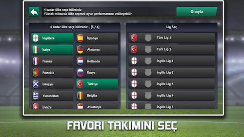 Soccer Manager 2019 Ekran Görüntüleri - 5