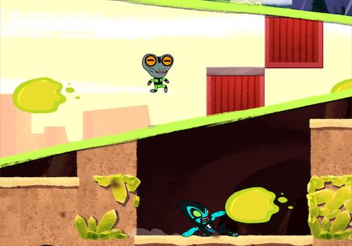 Super Slime Ben Ekran Görüntüleri - 4