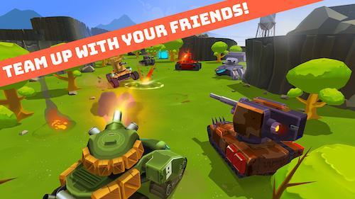 Tank Party! Ekran Görüntüleri - 2