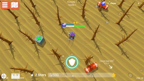Tank Party! Ekran Görüntüleri - 3