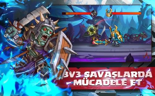 Tiny Gladiators 2 Ekran Görüntüleri - 6