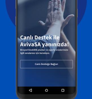 AvivaSA Mobil Ekran Görüntüleri - 5