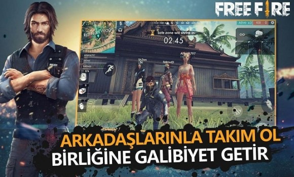 Garena Free Fire 5 - 5