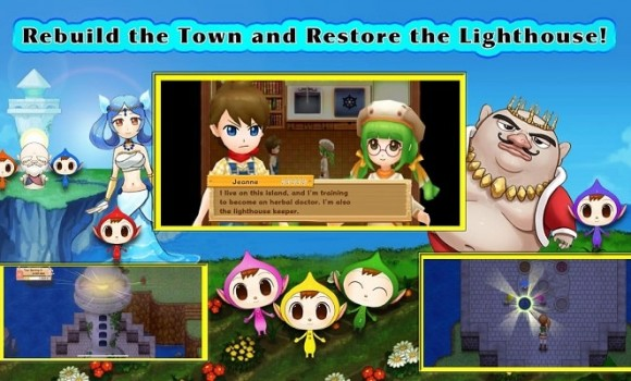 Harvest Moon: Light of Hope 1 - 1