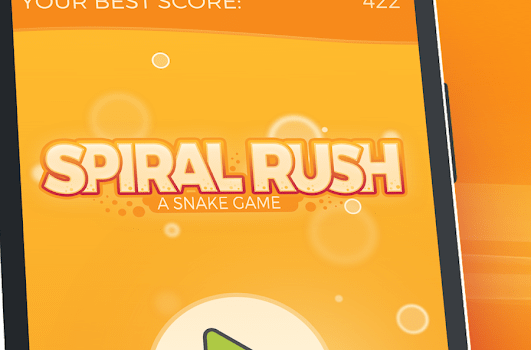 Spiral Rush: a Snake Game 3 - 3