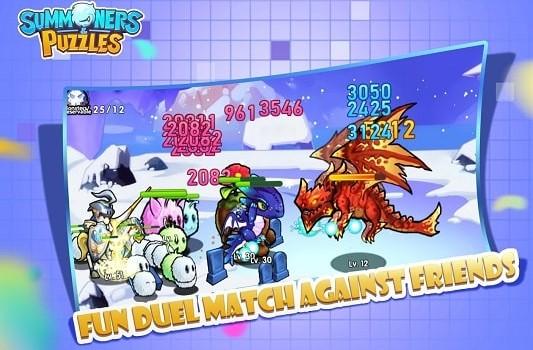 Summoners & Puzzles 3 - 3