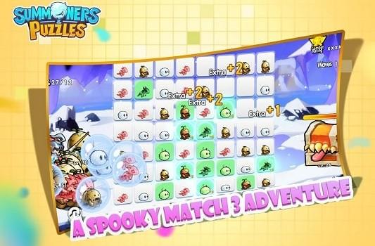 Summoners & Puzzles 5 - 5