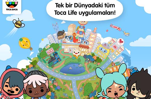 Toca Life: World 1 - 1