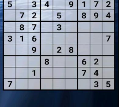 Super Sudoku Ekran Görüntüleri - 1