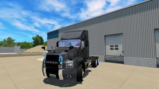 Truck Simulation 19 Ekran Görüntüleri - 1