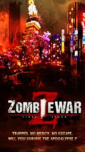 Zombie War Z Ekran Görüntüleri - 1