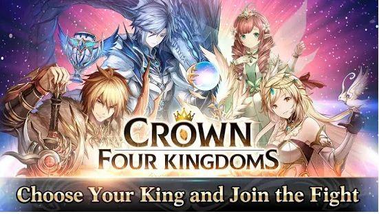 Crown Four Kingdoms Ekran Görüntüleri - 3