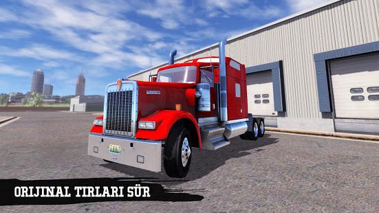 Truck Simulation 19 Ekran Görüntüleri - 2