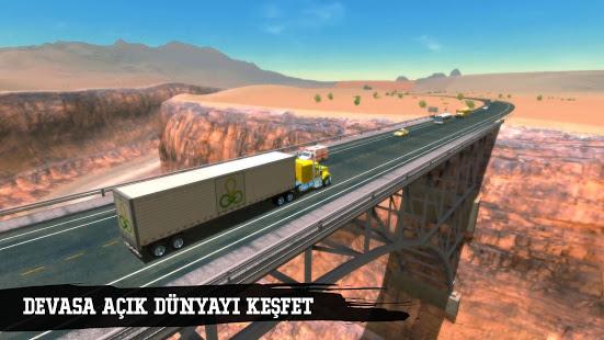Truck Simulation 19 Ekran Görüntüleri - 3