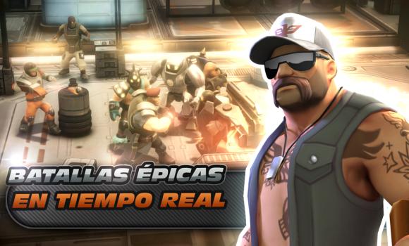 Alpha Squad 5: RPG & PvP Online Battle Arena Ekran Görüntüleri - 1