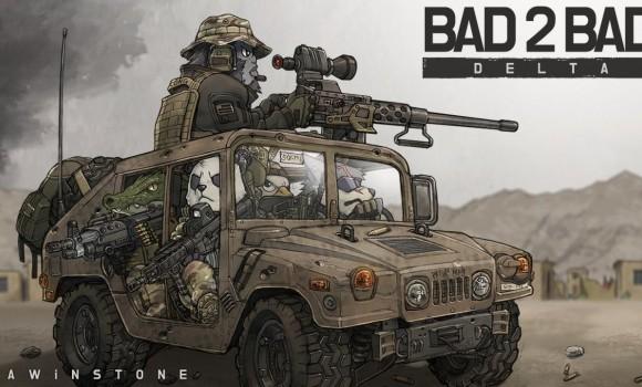 Bad 2 Bad: Delta Ekran Görüntüleri - 3