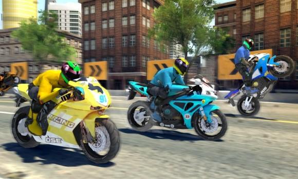 Bike Racing Rider Ekran Görüntüleri - 2