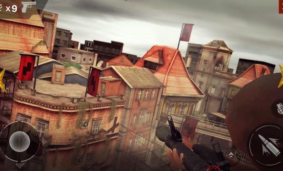 Black Battlefield Ops: Gunship Sniper Shooting Ekran Görüntüleri - 3