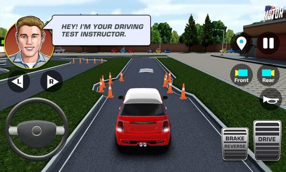 Car Driving & Parking School Ekran Görüntüleri - 1