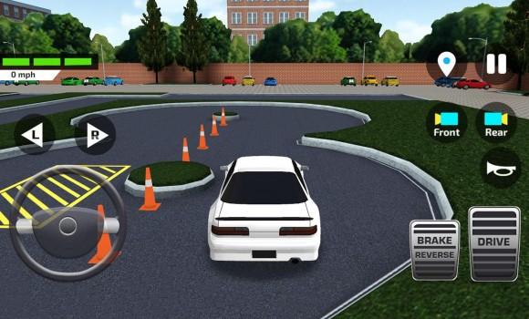 Car Driving & Parking School Ekran Görüntüleri - 2